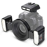 Макровспышка Meike MK-MT24 II Macro Twin Flash TTL для Nikon (Nikon R1C1)
